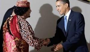 GaddafiObama